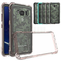 For Samsung Galaxy S8 Active Bumper Hard Shockproof Phone Case Cover Protective