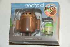 Android Special Edition BEAR AWARENESS 2 Figure vinyl art toy Google Dead Zebra