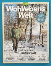 Geo Wohllebens Welt Herbst Nr.4/2020  ungelesen 1A abs.TOP