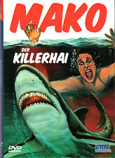 Mako The Jaws of Death Small Hardbox 100 Uncut Cover a Killerhai