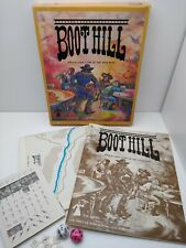 TSR Boot Hill RPG 1979 2nd Edition