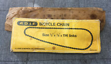 "ADIE 1/2""-1/8"" Chain. 3spd etc"