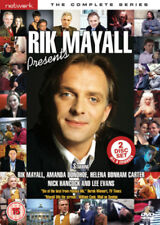 Rik Mayall Presents: The Complete First and Second Series DVD (2006) Rik Mayall