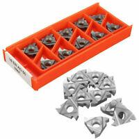 """10pcs 16ER AG60 BMA High quality CARMEX Threading Inserts 16ER 3/8"""" Carbide"""