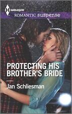 Protecting His Brother's Bride (Harlequin Romantic Suspense)-ExLibrary