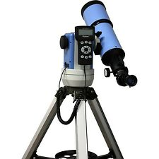 SmartStar R80 GPS Computerized Telescope with Back Pack Blue
