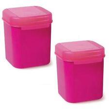TUPPERWARE Bellevue 2 x 1,2 Liter Pink