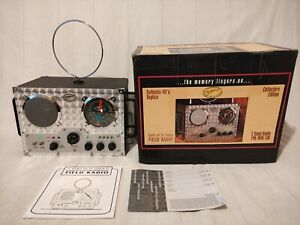 Spirit of St. Louis Field Radio - Vintage - Collectors Edition - S.O.S.L.