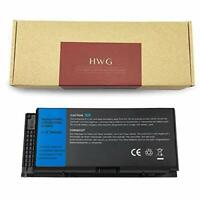 HWG NEW 97WH Genuine FV993 FJJ4W Battery Precision M4600 M4700 M4800 M6600 M6700