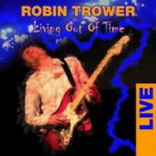 Living Out Of Time (Live) von Robin Trower (2005)