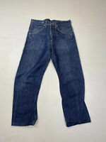 LEVI'S 835 ENGINEERED Jeans - W32 L28 - Blue - Great Condition - Men's