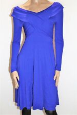 METALICUS Brand Blue Long Sleeve Day Dress One Size #AN02