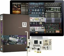 Universal Audio UAD-2 Solo DSP Accelerator Card With Loads of Plugins AU VST
