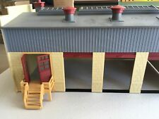 1/50 & 1/64 Scale Building: Transfer Warehouse With 12 V Interior lighting