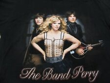 The Band Perry Concert Tour Black Size M Short Sleeve T-shirt