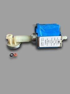 Pumpe Wasserpumpe CP4 blau auch inkl. Membranregler passend für Jura Impressa
