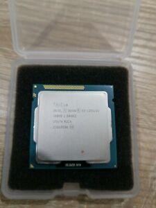 Intel Xeon E3-1265Lv2 2.5 3.5GHz Quad-Core CPU LGA1155 GEN8 MicroServer upgrade