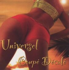 Various - Universel coupe decale - CD -