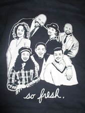 Vtg FRESH PRINCE OF BEL-AIR So Fresh (LG) Sweatshirt Will Smith Alfonso Ribeiro