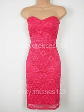 BNWT Definitions Lace Bodycon Wiggle Pencil Dress Size 16 Stretch