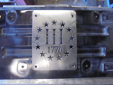97 TO 2006 Jeep Wrangler  TJ Spare Tire Carrier Delete Tramp Stamp 1776 3%