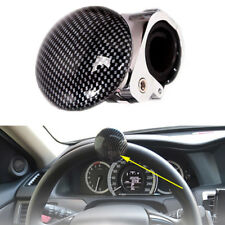 Universal Carbon fiber Color Car Steering Wheel Power Handle grip Knob Power bal