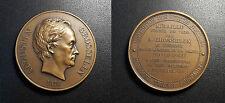 Médaille - Augustin Grosselin - 1870 par Aimé Millet & Trotin
