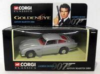Corgi Appx 1/36 Scale Diecast 04301 Aton Martin DB5 Goldeneye 007 James Bond