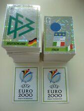 PANINI EM Euro 2000 EUROPA Belgien/Niederlande - 5 Sticker wählen !