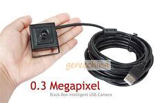 Mini Face Detection Security Camera USB Camera for ATM Network Webcam