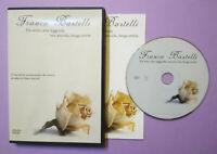 DVD Musicale FRANCO BASTELLI Un Mito Una Leggenda Una Piccola Lunga Storia (D10)