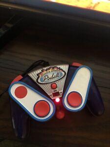 2004 Jakks Pacific Classic Arcade Pinball Handheld Game Plug and Play Works