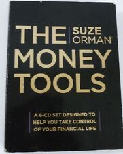 New!! Suze Orman: The Money Tools 6-CD Set - Take Control of Your Financial Life
