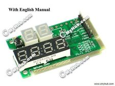 NEW 6-Digit PC Notebook Motherboard CPU VGA Diagnostic Analysis Test Card Tester