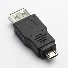 USB 2.0 A to Micro B Female / Male Adaptor