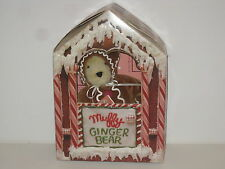 Muffy Vanderbear Ginger Bear - 1992 Limited Edition in Box - 8 inches high