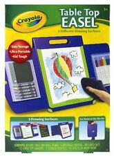 Crayola Young Artists Double-sided dry erase board Art Set Table Top Easel