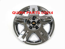 "2006-2011 Chevrolet Malibu & HHR Chrome 16"" Wheel Cover Hub Cap OEM NEW 9597135"