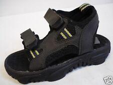 Scarpe Giovani 27 Sandali Nero Nuovo