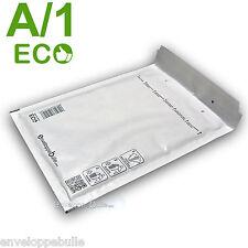 Lot de 200 enveloppes à bulles ECO A/1 format 100x165 mm