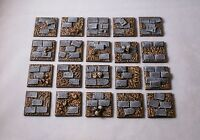 Smoke // explosion markers X10 6mm 15mm 20mm 25mm 28mm scale Sci-Fi WW2