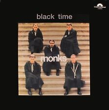 THE MONKS Black Time INTERNATIONAL RECORDS Sealed Vinyl Record LP