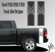 Ford Skull Vinyl Decal Sticker Truck Stripe Graphic Fits Ford F150 F250 F350