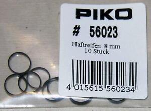 HO Piko Haftreifen 56023 (10 Stück)