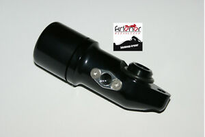 Motorcycle Brake Fluid Reservoir Nissin Rear Black