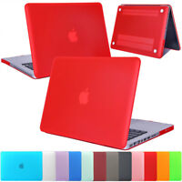 Matte Hard Laptop Case Shell for  Macbook Pro 15.4 Inch A1286 /13.3 Inch A1278