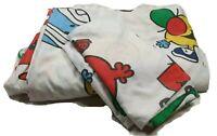 Size Single Mr Men Doona Duvet Cover & Pillow Slip case children's bedding Set