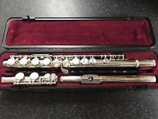 Yamaha 211SII Flûte ** ARGENT MASSIF Tête **