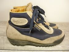 Vasque 7534 Gore-Tex Hiking Trail Womens Leather Shoe Boots Size 7 Made in Italy