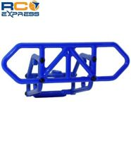RPM R/C Rear Bumper Blue Traxxas Slash 4x4 RPM80125